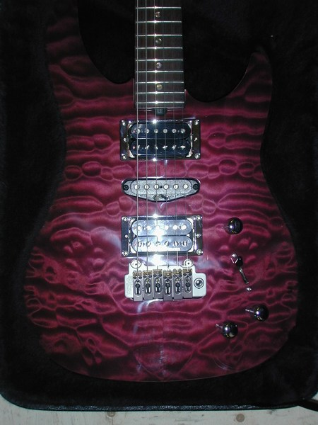 Brian Moore Guitars Custom Colors Synergy Guitar Boutique