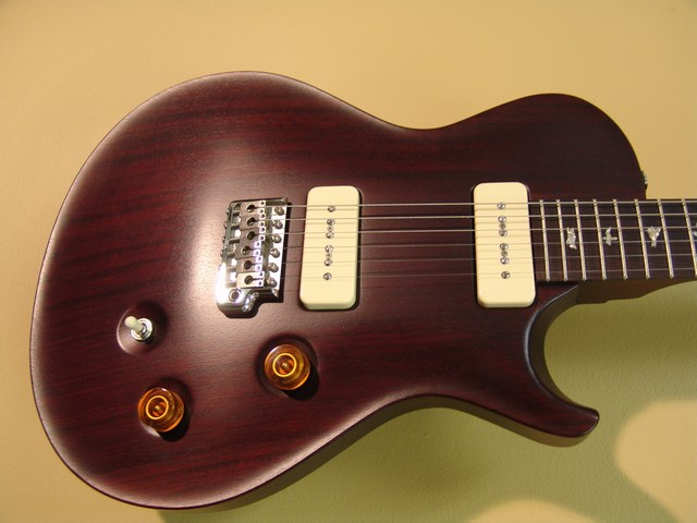 Prs se Singlecut Guitar Synergy Guitars Offers Prs