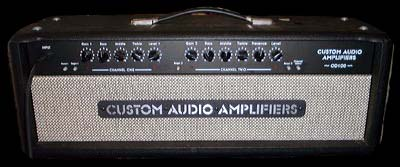 Suhr CAA OD-100 Amp, Suhr Amps, Custom Audio Amplifiers - Awesome!